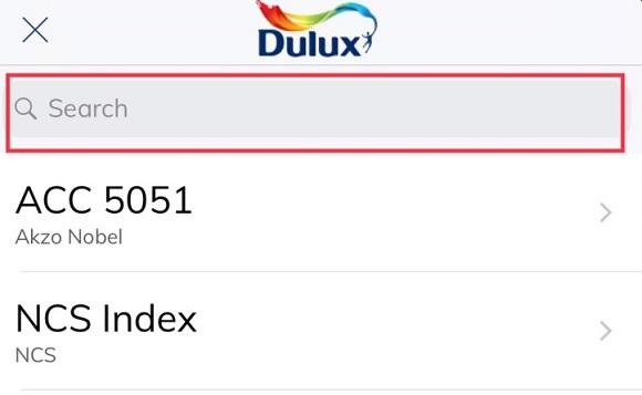 Cách chọn mã màu sơn dulux
