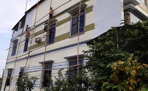 Bảng giá sơn nhà trọn gói theo m2 rẻ nhất Hà Nội