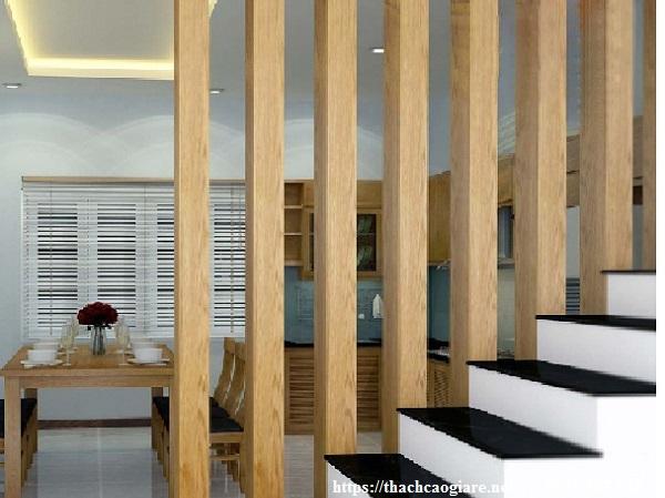thi công lam gỗ nhựa ốp tường